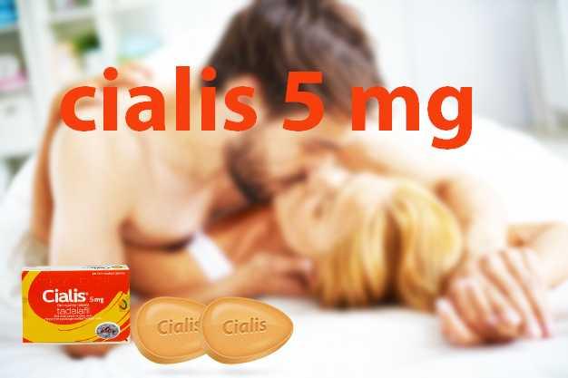 cialis 5 mg
