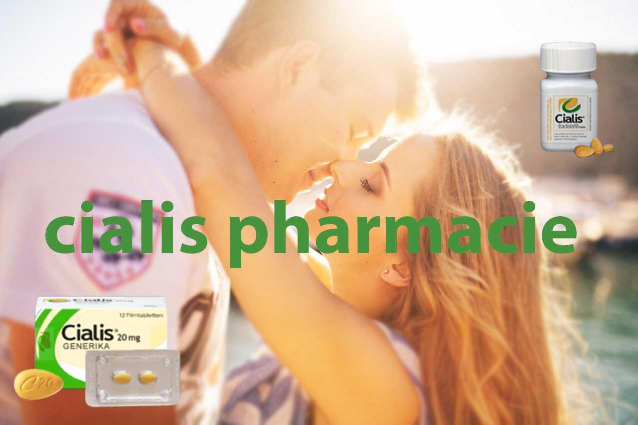 cialis pharmacie