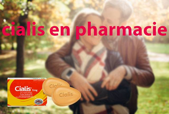 cialis en pharmacie